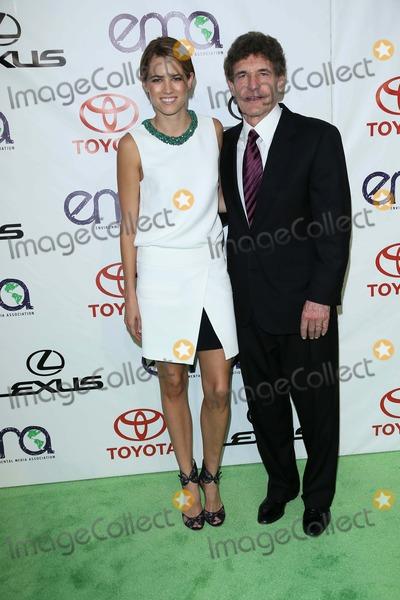 Alan Horn Photo - Alan Horn and daughter Cody Hornat the 2012 Environmental Media Awards Warner Bros Studios Burbank CA 09-29-12