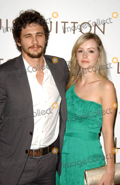 Ahna OReilly Photo - James Franco and Ahna OReillyat the Gala Opening of MURAKAMI MOCA Los Angeles CA 10-28-07