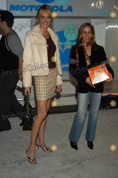 Michelle Johnson Photo - Michelle Johnson and Melissa Rivers at the Motorola 4th Annual Holiday Party The Lot Hollywood CA 12-05-02