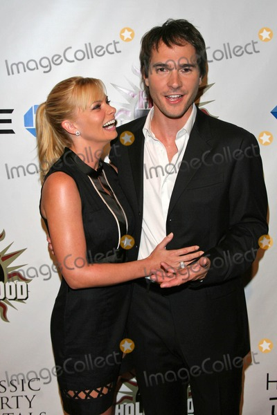 Michael Medico Photo - Jaime Pressly and Michael Medicoat the 2007 Hot In Hollywood to benefit the AIDS Healthcare Foundation Henry Fonda Music Box Theater Hollywood CA 08-18-07
