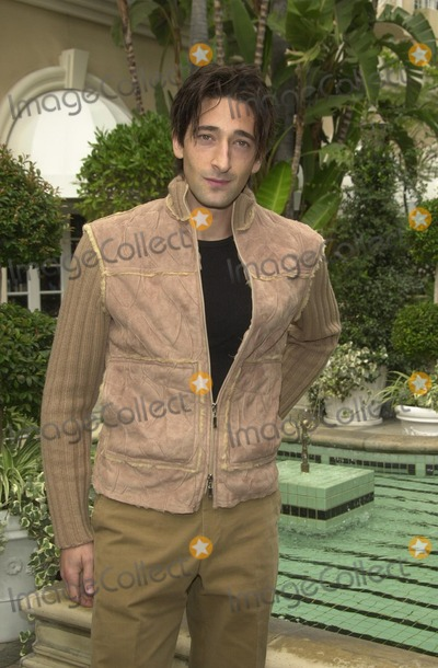 Adrien Brody Photo - Adrien Brody at the 9th annual PREMIERE Women In Hollywood Luncheon Four Seasons Hotel Los Angeles CA 10-16-02