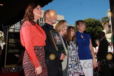 Amy Madigan Photo - Marcia Gay Harden Ed Harris Amy Madigan Holly Hunter Glenne Headlyat the Ed Garris Star on the Hollywood Walk of Fame Hollywood CA 03-13-15