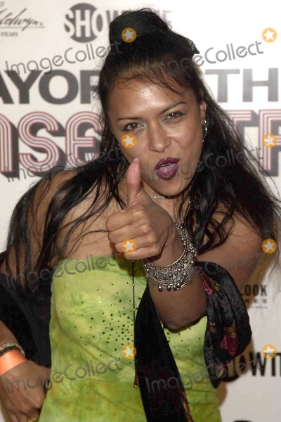 Annabella Lwin Photo - Bow Wow Wows Annabella Lwin at the Premiere of the Mayor Of The Sunset Strip in the Egyptian Theater Hollywood CA 03-22-04