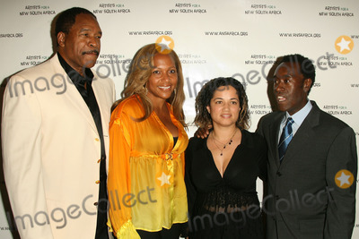 Archbishop Desmond Tutu Photo - Dave Winfield and wife Tonya with Bridgid Coulter and Don Cheadleat the gala fundraiser Tutu One Amazing Night of Celebration honoring Archbishop Desmond Tutus 75th Birthday Regent Beverly Wilshire Hotel Beverly Hills CA 09-18-06
