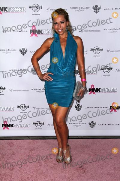 Ashley Marriott Photo - Ashley Marriottat Hard Rock Cafes PINKTOBER Fashion Show Hard Rock Cafe Hollywood CA 10-27-11