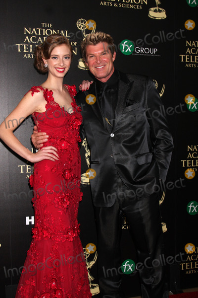 Ashlyn Pearce Photo - LOS ANGELES - JUN 22  Ashlyn Pearce Winsor Harmon at the 2014 Daytime Emmy Awards Arrivals at the Beverly Hilton Hotel on June 22 2014 in Beverly Hills CA