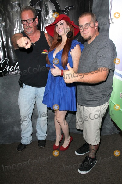 Brandi Passante Photo - Darrell Sheets Phoebe Price Brandon Sheetsat the Grand Opening of Storage Wars Jarrod Schulz and Brandi Passantes new Now and Then Secondhand Store Orange CA 10-08-11