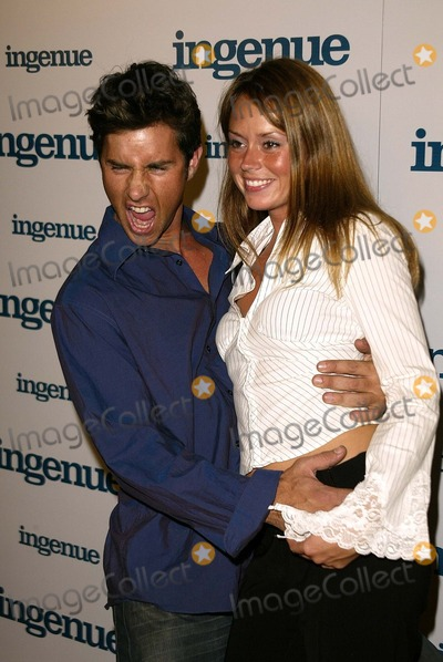 Alex Mitchell Photo - Alex Mitchell and date Erin at the Ingenue Magazine Launch Party Sky Bar West Hollywood CA 10-21-03