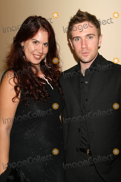 Andreas Wigand Photo - Fileena Bahris and Andreas Wigandat Designs by Fileena Golden Globe Awards Gifting Suite Beverly Hilton Hotel Beverly Hills CA 01-13-07