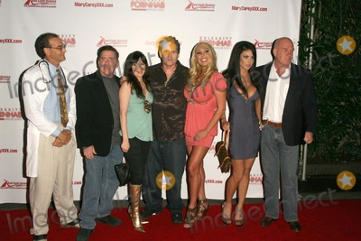 Jessica Jaymes Photo - L-R Mike Horner Kyle Stone Vicki Lizzie Jeff Conway Mary Carey Jessica Jaymes and Maestro Claudio at the Celebrity Pornhab with Dr Screw Premiere Party Les Deux Hollywood CA 06-01-09