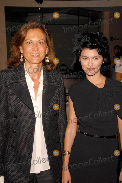 Anne Fontaine Photo - Anne Fontaine and Audrey Tautouat the Los Angeles Premiere of Coco Before Chanel Pacific Design Center West Hollywood CA 09-09-09