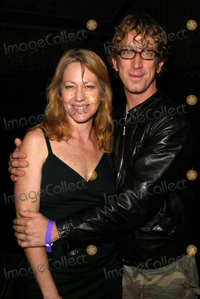 Andy Kaufman Photo - Lynne Margulies and Andy Dick at Andy Kaufman Dead Or Alive a party thrown to celebrate the 20 year anniversary (and rumored return) of Andy Kaufmans death House of Blues Hollywood CA 05-16-04