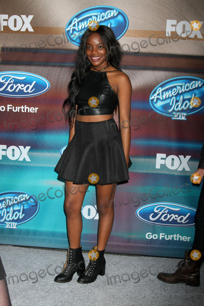 Adanna Duru Photo - Adanna Duruat the American Idol Season 14 Finalists Party The District Los Angeles CA 03-11-15