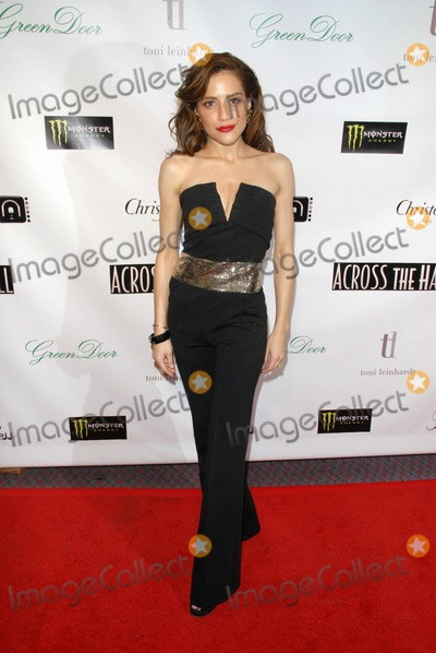 Brittany Murphy Photo - Brittany Murphy at the Across the Hall Premiere Laemmles Music Hall Beverly Hills CA 12-01-09