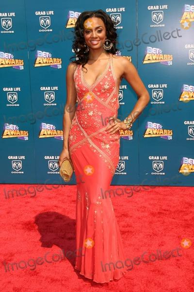 ALICIA RENEE Photo - Alicia Rene at the BET Awards 08 Shrine Auditorium Los Angeles CA 06-24-08