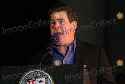 Ralph Garman Photo - Ralph Garmanat the Bat Signal Lighting Ceremony to honor Adam West Los Angeles City Hall Los Angeles CA 06-15-17