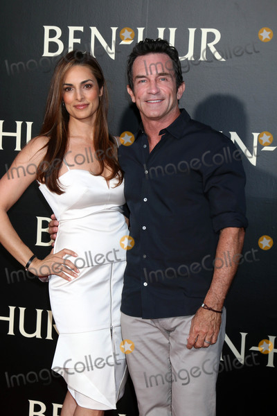 Ann Russell Photo - Lisa Ann Russell Jeff Probstat the Ben-Hur Premiere TCL Chinese Theater IMAX Hollywood CA 08-16-16