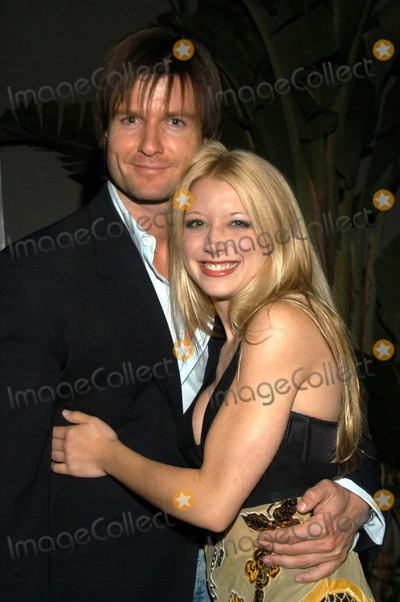 Adam Kendrick Photo - Courtney Peldon and Adam Kendrick at Enrico Coveri Launches Menswear Line White Lotus Hollywood Calif 06-11-03