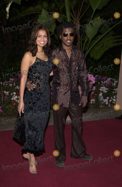 Babyface Photo - Babyface and date at the Clive Davis Pre-GRAMMY Party Beverly Hills Hotel 02-26-02