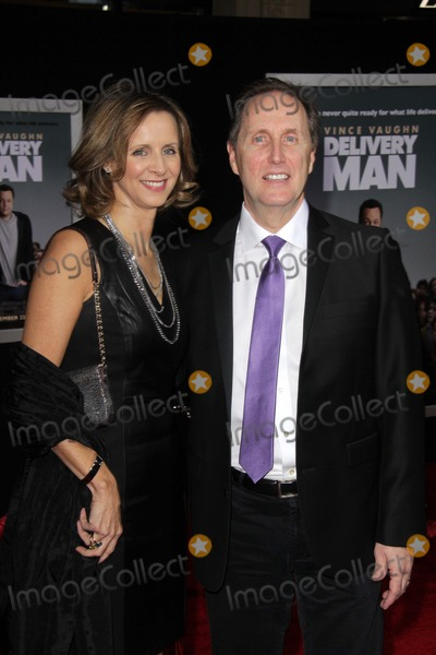Andre Rouleau Photo - Denise Rouleau Andre Rouleauat the Delivery Man Los Angeles Premiere El Capitan Hollywood CA 11-03-13