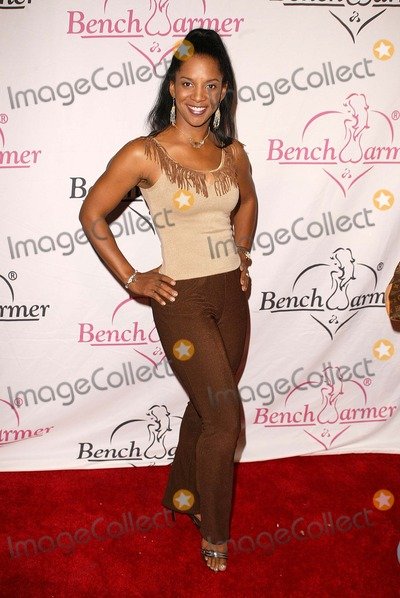 April Weeden-Washington Photo - April Weeden-Washington at the 3rd Annual Benchwarmers Summer Party Avalon Hollywood CA 08-04-04