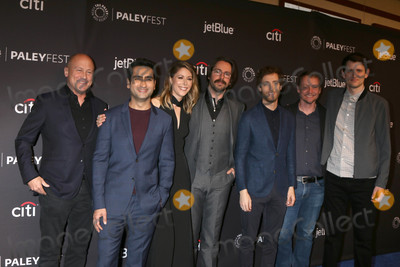 Alec Berg Photo - Mike Judge Kumail Nanjiani Amanda Crew Martin Starr Thomas Middleditch Alec Berg Zach Woodsat the PaleyFest LA 2018 - Silicon Valley Dolby Theater Hollywood CA 03-18-18