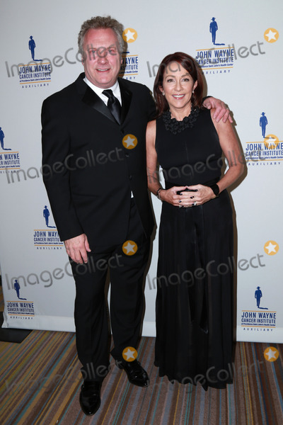 John Wayne Photo - David Hunt Patricia Heatonat the 30th Annual John Wayne Odyssey Ball Beverly Wilshire Hotel Beverly Hills CA 04-11-15