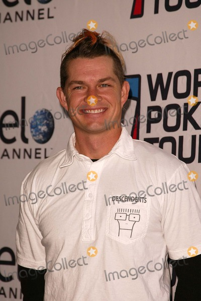 Adrian Young Photo - Adrian Young at the 2004 World Poker Tour Invitational Commerce Casino Los Angeles CA 02-25-04