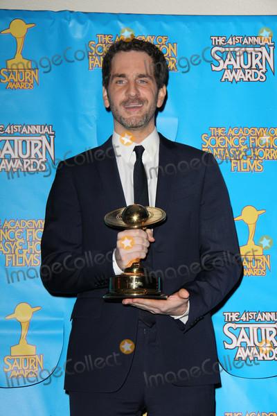 Aaron Abrams Photo - Aaron Abramsat the 41st Annual Saturn Awards Press Room The Castaway Burbank CA 06-25-15