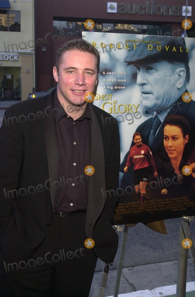 Ally Mccoist Photo - Ally McCoist at the premiere of A SHOT AT GLORY in Westwood 04-23-02