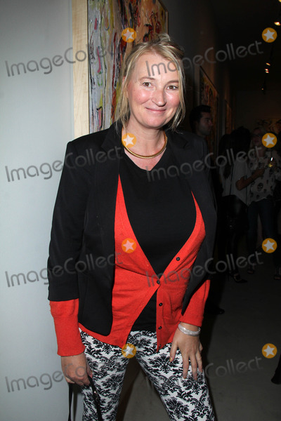 Anna Wilding Photo - Anna Wildingat the Alexander Yulish An Unquiet Mind Reception KM Fine Arts Los Angeles CA 03-08-14