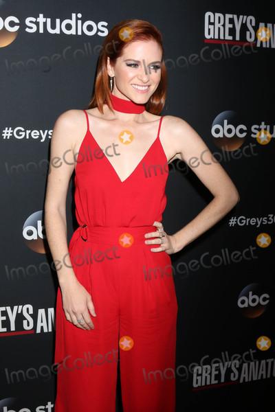 Sarah Drew Photo - Sarah Drewat the Greys Anatomy 300th Episode Event Tao Los Angeles CA 11-04-17