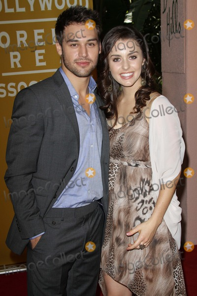 Kathryn McCormick Photo - Ryan Guzman Kathryn McCormickat the Hollywood Foreign Press Association 2012 Installation Luncheon Beverly Hills Hotel Beverly Hills CA 08-09-12