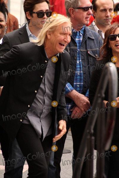 Jeff Lynne Photo - Joe Walshat the Jeff Lynne Star on the Hollywood Walk of Fame Hollywood CA 04-23-15