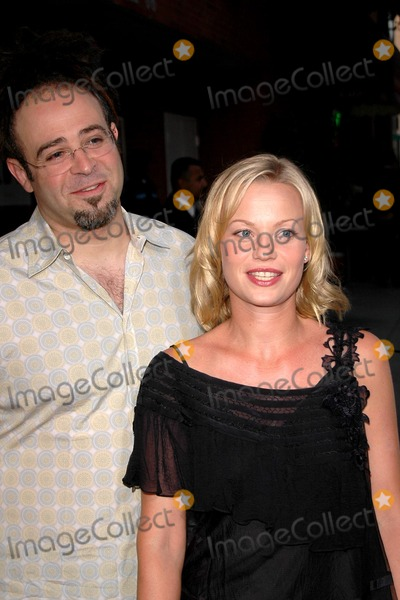 Adam Duritz Photo - Adam Duritz and Samantha Mathis at United Artists Saved Premiere at the Mann National Theatre Westwood CA 05-13-04