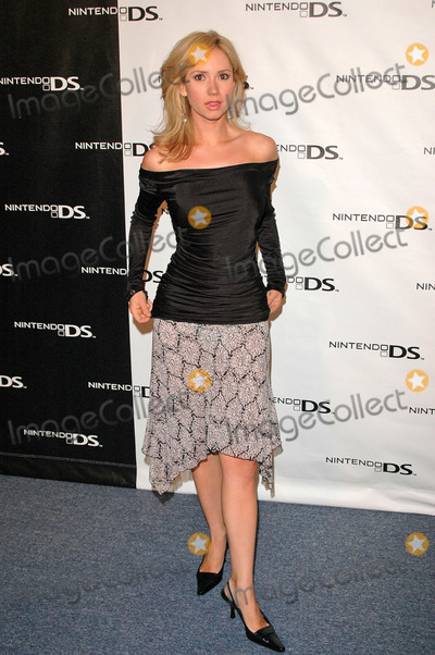 Ashley Jones Photo - Ashley Jones at the Nintendo DS Pre-Launch Party at The Day After Hollywood CA 11-16-2004