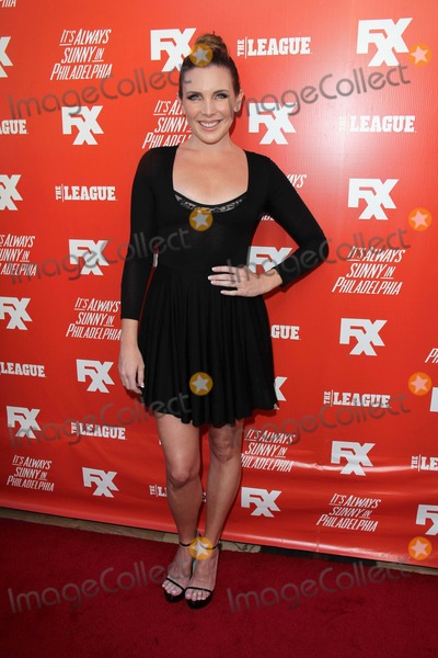 June Raphael Photo - June Raphaelat the FXX Network Launch Party and Its Always Sunny in Philadelphia Season 9 and The League Season 5 Premiere Lure Hollywood CA 09-03-13
