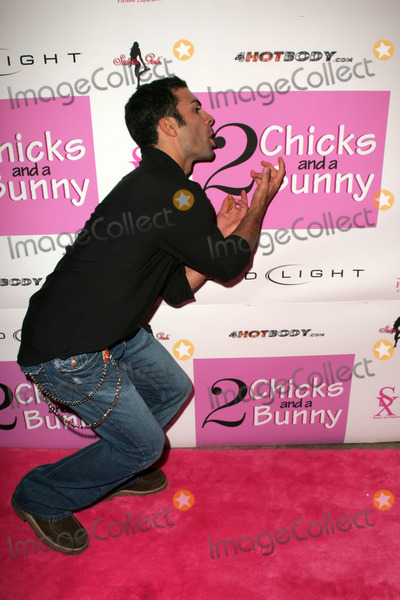 Mike Kasem Photo - Mike Kasemat the one year anniversary party for Two Chicks and a Bunny and Tina Jordan Birthday Party Cabana Club Hollywood CA 08-24-05  EXCLUSIVE