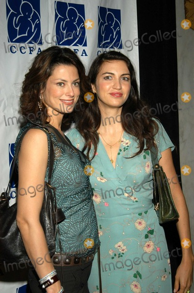 Ryan Haddon Photo - Shiva Rose and  Ryan Haddon at 5th Annual Lullabies and Luxuries Luncheon and Fashion Show Regent Beverly Wilshire Hotel Beverly Hills Calif 10-12-03