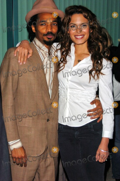 Eddie Steeples Photo - Eddie Steeples and Nadine Velazquezat an evening with My Name Is Earl presented by the Academy of Television Arts  Sciences Academy of Television Arts  Sciences North Hollywood CA 02-23-06