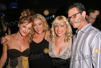 Courtney Peldon Photo - Dana Daurey Jennifer Blanc Courtney Peldon and Brad Sandler at Jennifer Blancs Birthday Party Amagi Night Club Hollywood CA 04-21-09