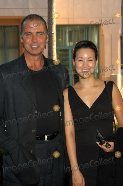 Jeff Fahey Photo - Jeff Fahey and Linda Barnes at The First Annual International Student Film Festival Academy of Television Arts and Sciences North Hollywood Calif 09-03-03
