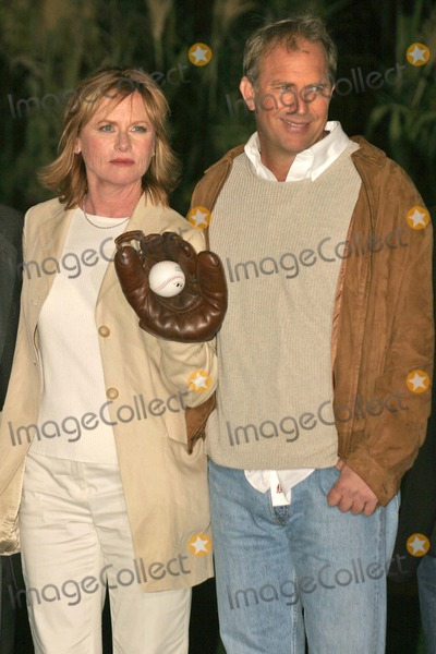 Amy Madigan Photo - Amy Madigan and Kevin Costner at the 15th Anniversary DVD Release Celebration of Field of Dreams at West Hollywood Park West Hollywood CA 06-09-04