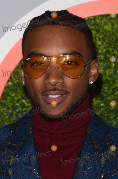 Algee Smith Photo - Algee Smithat the GQ Men of the Year 2017 Party Chateau Marmont Los Angeles CA 12-07-17
