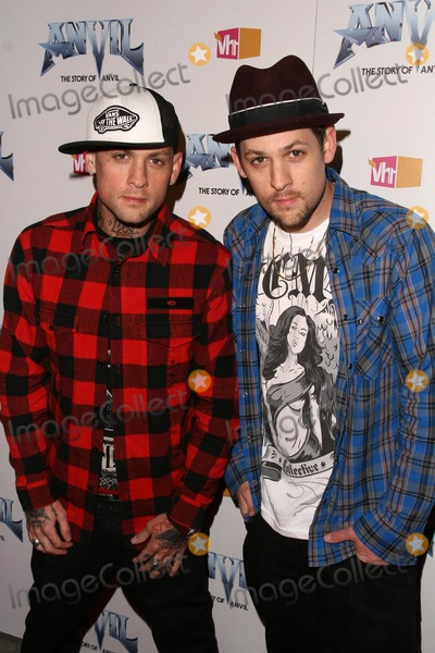 Anvil Photo - Benji Madden and Joel Madden at the Los Angeles Premiere of Anvil The Story of Anvil The Egyptian Theatre Hollywood CA 04-07-09
