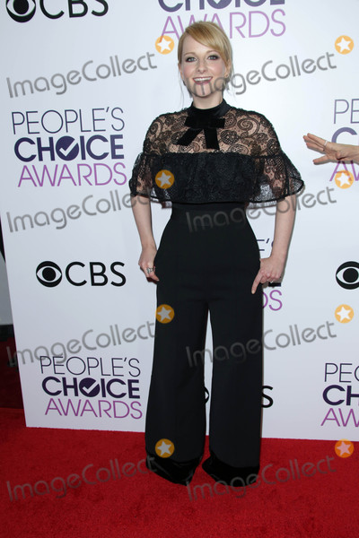 Melissa Rauch Photo - Melissa Rauchat the 42nd Annual Peoples Choice Awards Press Room Microsoft Theater Los Angeles CA 01-18-17