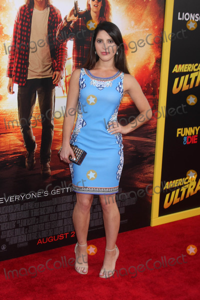 Ashley Arpel Photo - Ashley Arpelat the American Ultra Los Angeles Premiere Ace Hotel Los Angeles CA 08-18-15