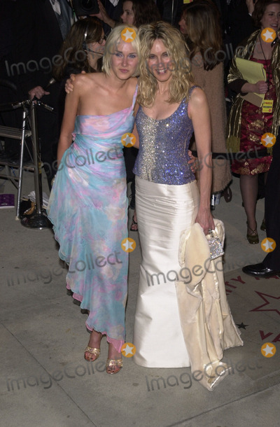 Alana Stewart Photo - KIM STEWART and ALANA STEWART at the Vanity Fair Oscar Party Mortons West Hollywood 03-25-01