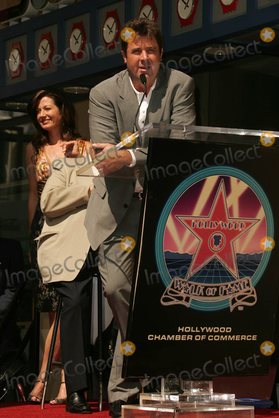 Amy Grant Photo - Amy Grant and Vince Gillat the ceremony honoring Amy Grant with the 2318th star on the Hollywood Walk of Fame Hollywood Boulevard Hollywood CA 09-19-06