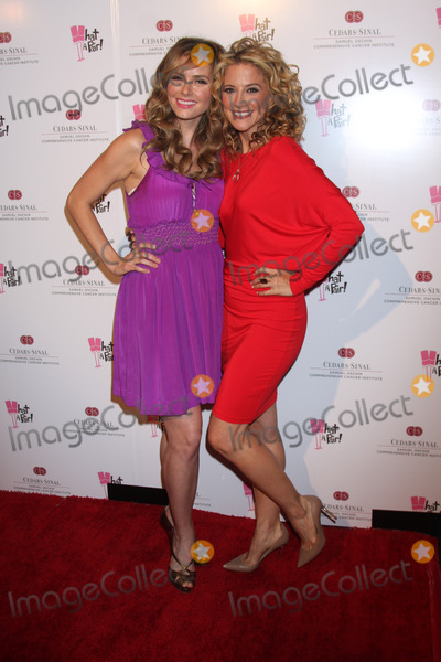 Alexis Carra Photo - Brianna Brown Alexis Carraat the What a Pair 10th Anniversary Concert Saban Theater Beverly Hills CA 05-31-14